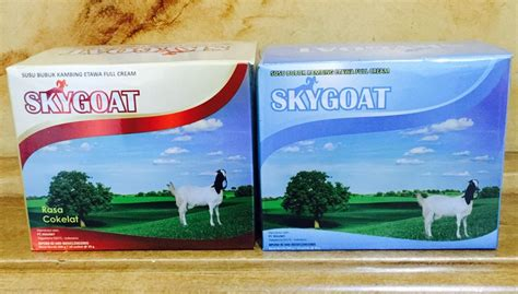 jual susu kambing etawa skygoat sky goat ecer