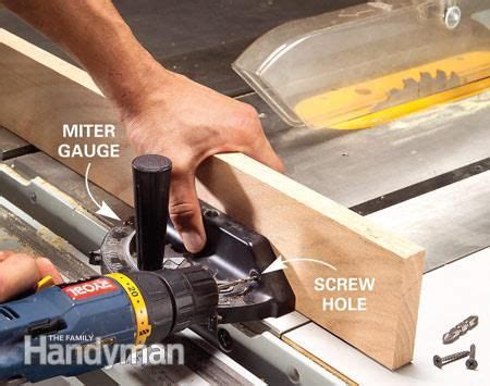 table saw tips and tricks table saw tips and tricks jig