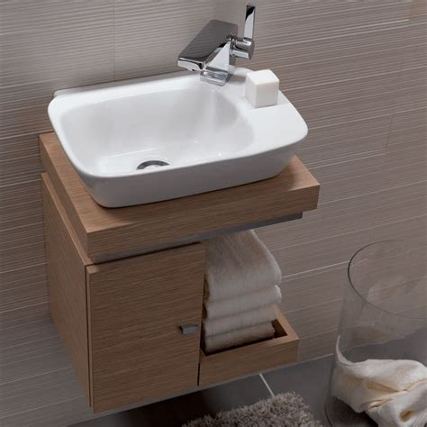 compact bathroom vanity units 25 best ideas about small bathroom sinks on pinterest