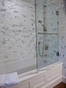 tub shower combo glass doors tub shower combo classic baths shower