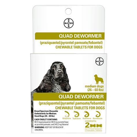 puppy dewormer petco bayer dewormer tablets for dogs 26 to 60 lbs petco