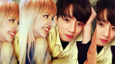 blackpink maknae bts blackpink lisa jungkook fanart next video rosemin