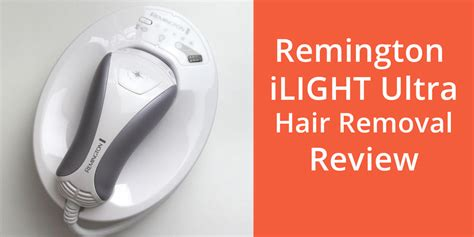 e one hair removal ratting remington ilight ultra face and body hair removal system