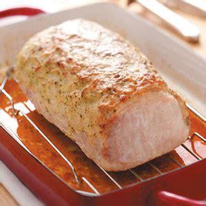ranch pork roast recipe taste of home