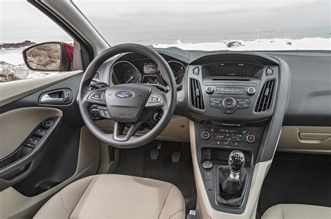 ford focus interior 2016 ford focus rs buyers get free performance driving