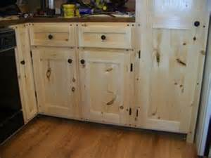 White Pine Kitchen Cabinets More Than Floors