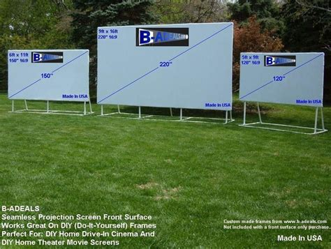 diy backyard projector screen 25 best ideas about projector screens on pinterest projection screen projectors