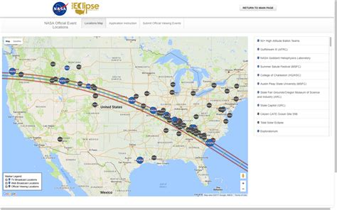 How To Find Near You On How To Find The Best Solar Eclipse Events Near You Cetusnews