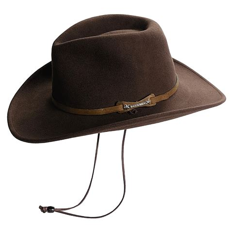 stetson rainier western hat for and 1226a