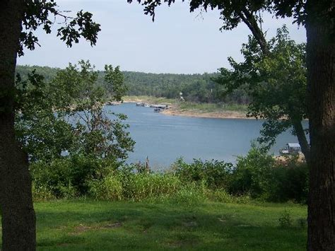 Cabins On Bull Shoals Lake by View From Cabin 13 Picture Of Bull Shoals Lake Resort