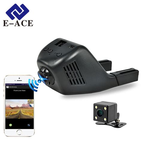 Car Dvr Camcorder Kamera Mobil 1080p Free Memory 16gb e ace mini wifi car dvr dashcam recorder camcorder