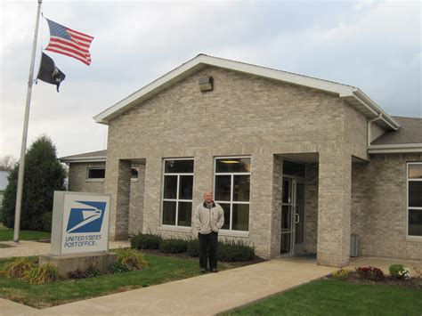 Wauconda Post Office by Venice Illinois Post Office Post Office Freak