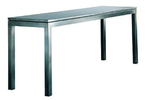 Parsons Tables by Crafted Parson Table By Master Metal Works