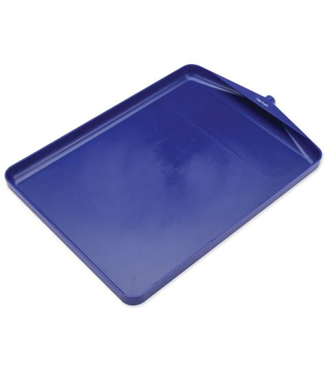 tidy tray large 10 quot x14 quot x 875 quot purple at joann com