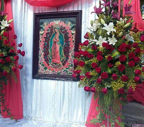 imagenes de arreglos florares virgen de guadalupe heart junio flores a la virgen de guadalupe heart