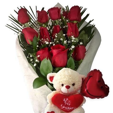 ramos de rosas para san valentin ramo de rosas con peluche tattoo design bild