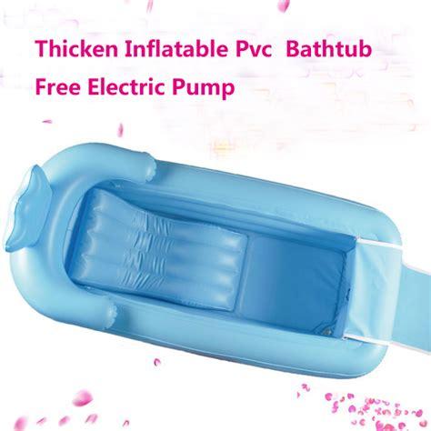 bathtub seats for adults 165x85x45cm big inflatable bathtub thickening adult