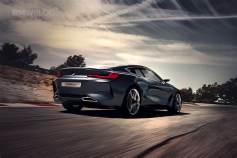 bmw concept reborn first videos of the new bmw 8 series concept