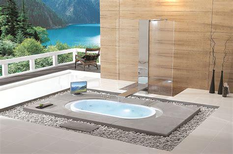 baignoire dans le sol comment installer une baignoire encastr 233 e