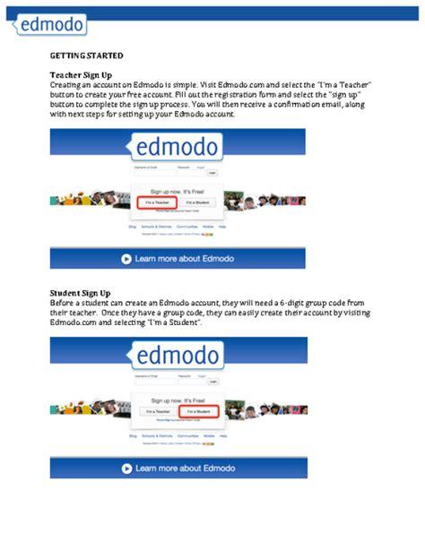 Edmodo Help | edmodo support and faq by michael wacker flipsnack