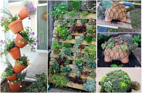 Garten Dekoration Diy by Dekoration Im Garten 10 Fantastische Diy Ideen