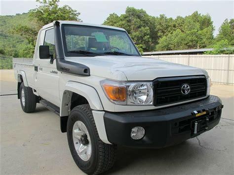 Toyota Up 4x4 New Toyota Land Cruiser Hzj79 4x4 Awd
