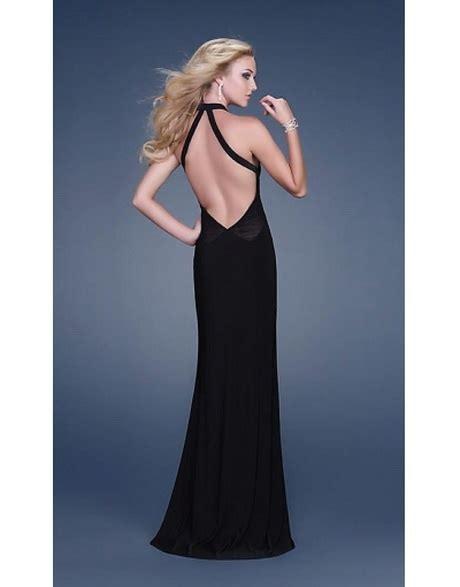 robe de soir 233 e longue dos nu