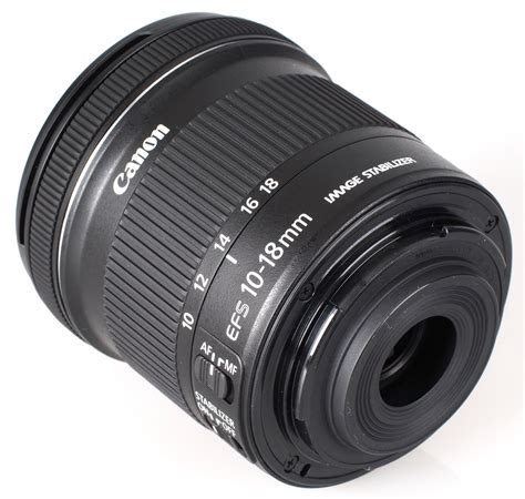 Lensa Canon Wide 10 18mm canon ef s 10 18mm f 4 5 5 6 is stm lens review