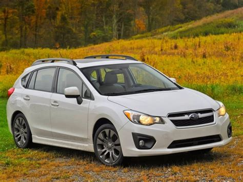 subaru hatchback 2 door 2015 all wheel drive hatchbacks autobytel com