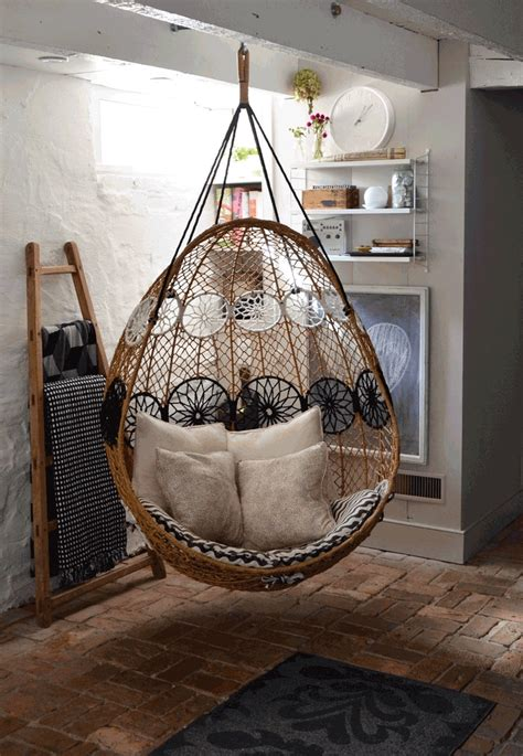 Hanging Chair Anthropologie by 1000 Ideas About Custom Cushions On Bedroom