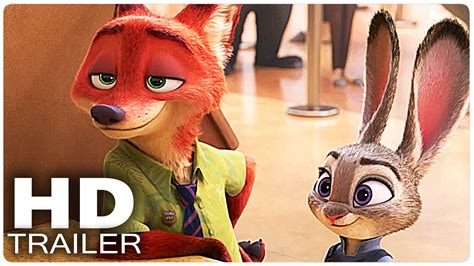 disney film zootopia trailer zootopia trailer 2 disney movie 2016 topcools