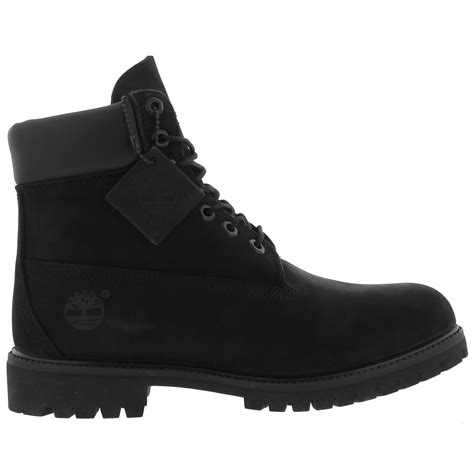 mens black timberland boots sale timberland 6 inch premium mens 10073 nubuck leather