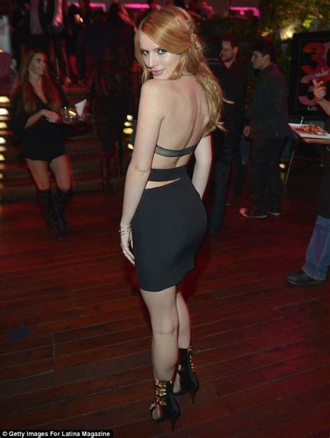 Issue Black Heels thorne steals the show in black dress and strappy heels at magazine s daily