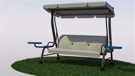 swing patio patio swing ethereal 3d online store