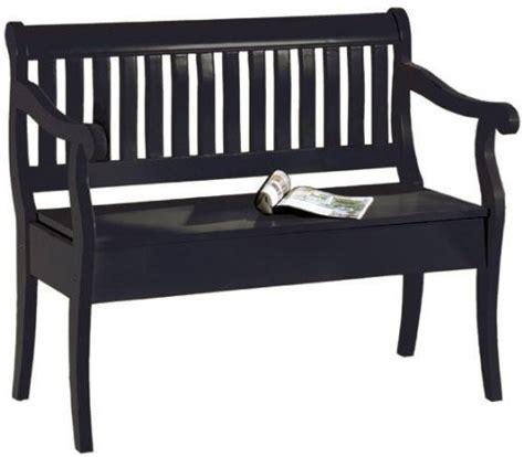 bench w storage hamilton storage bench 35 quot hx42 5 quot w black best hall