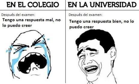imagenes de memes en el colegio memes universitarios