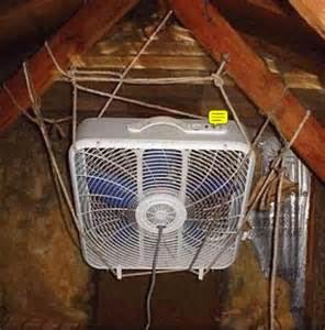 Whole House Attic Fan by Flying Hammers Remodeling Gazette Home Remodeling