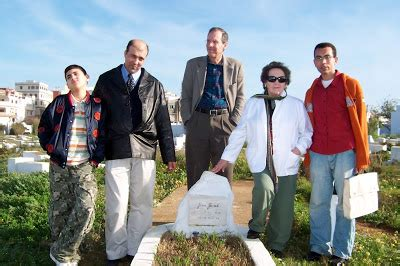 jean genet in tangier space and place larache morocco