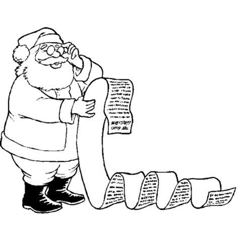 lettere per babbo natale da colorare disegno di letterina a babbo natale da colorare per