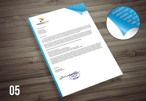 modern business letterhead template 7 corporate letterhead templates pack landisher