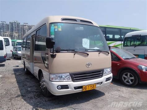 toyota products and prices toyota coaster mini bus year of mnftr 2008 price r 180