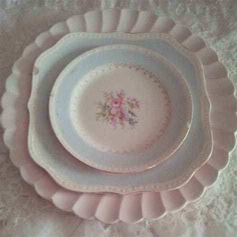 shabby chic dishes i love dishes pinterest
