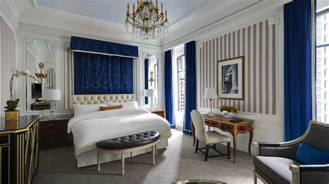 Hotel Rooms Nyc by Luxury Hotel In New York City The St Regis New York