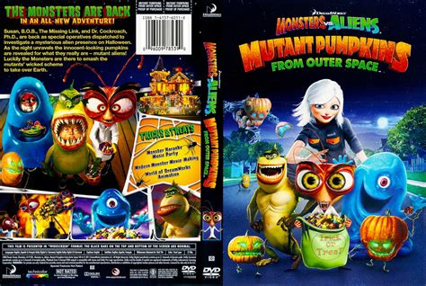 Music For Three Blind Mice Monsters Vs Aliens Mutant Pumpkins From Outer Space