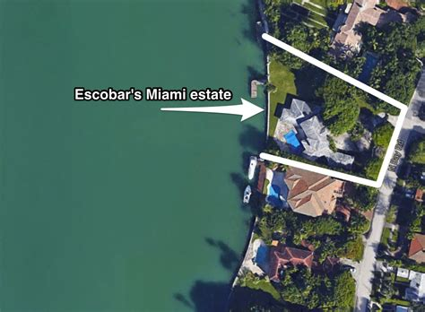 Miami Florida Address Search Pablo Escobar House Miami Address Search Pablo