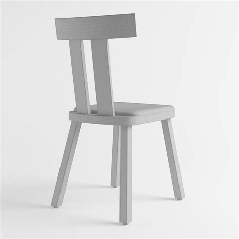 stuhl 3d stuhl paul 11243 free 3d model max obj cgtrader