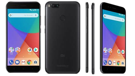 i android xiaomi mi a1 android one phone launched in india for rs 14999