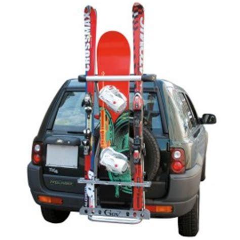 porte ski voiture porte ski sur barre de toit porte ski voiture antivol 6