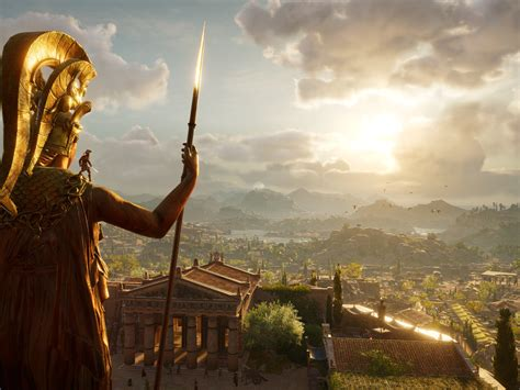 assassins creed odyssey hd  wallpaper