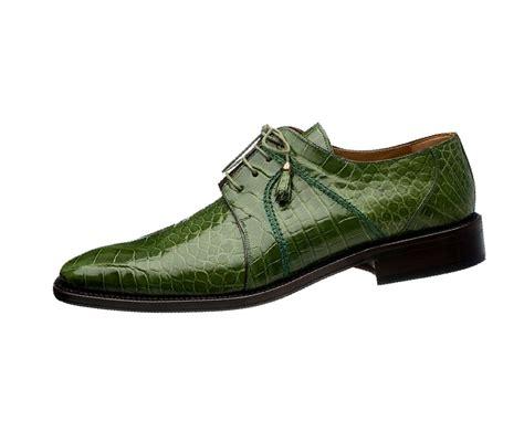 ferrini dress shoes mens alligator leather lace up oxford f205